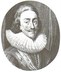 Charles I of England image
