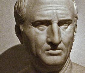 Cicero mundane horoscope image