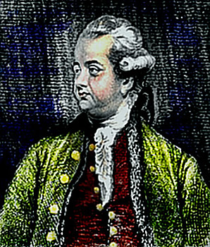 Edward Gibbon image