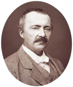 Heinrich Schliemann image