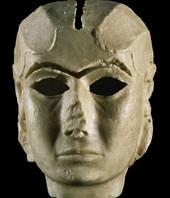Sumerian Mask image